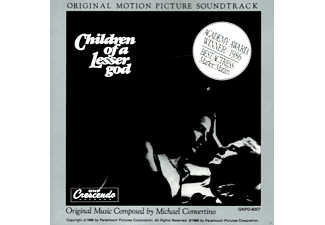Michael Convertino - Children Of A Lesser God  - (CD)