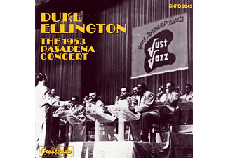 Duke And His Orchestra Ellington - The 1953 Pasadena Concert  - (CD)