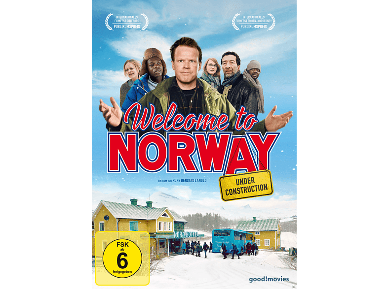 Welcome to Norway [DVD]