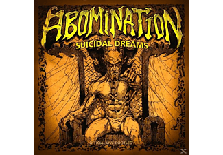 Abomination - Suicidal Dreams-Official  Live Bootleg  - (CD)