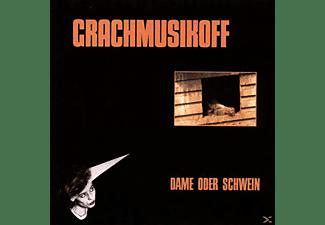 Grachmusikoff - Dame Oder Schwein  - (CD)