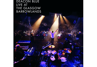 Deacon Blue - Live At The Glasgow Barrowlands  - (CD + DVD Video)