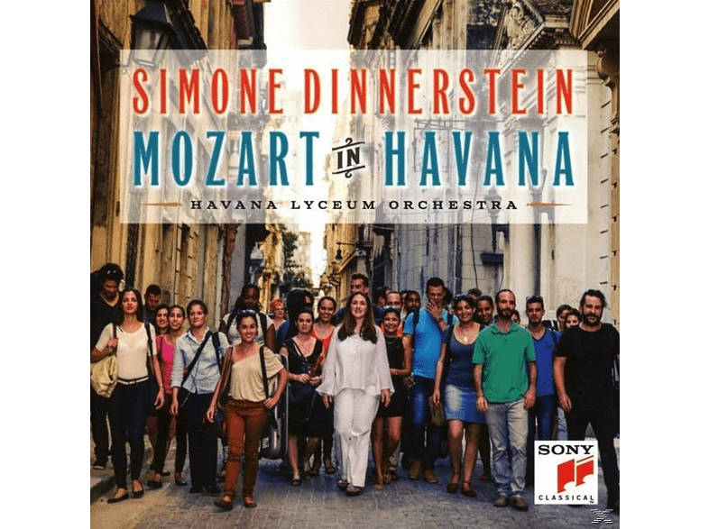 Simone Dinnerstein - Mozart in Havana [CD]