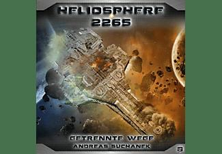 Heliosphere 2265 - Folge 8 : Getennte Wege  - (CD)