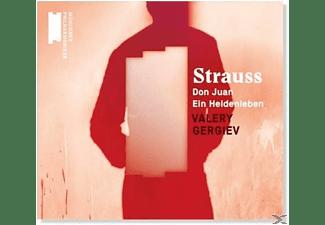Münchner Philharmoniker - Don Juan/Ein Heldenleben  - (CD)