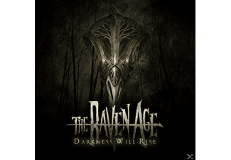 Raven Age - Darkness Will Rise  - (CD)