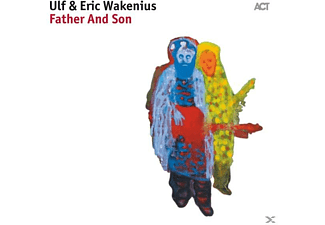 Ulf & Eric Wakenius - Father And Son  - (CD)