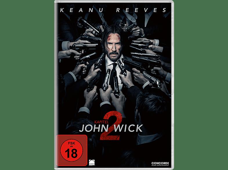 John Wick: Kapitel 2 [DVD]