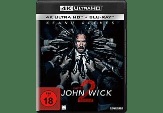John Wick: Kapitel 2 4K Ultra HD Blu-ray + Blu-ray