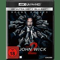 John Wick: Kapitel 2 [4K Ultra HD Blu-ray + Blu-ray]