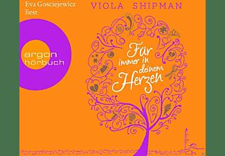 Eva Gosciejewicz - Für Immer In Deinem Herzen (SA)  - (CD)