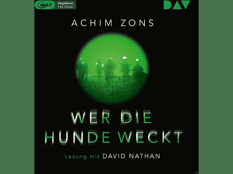 Achim Zons - Wer die Hunde weckt - (MP3-CD)