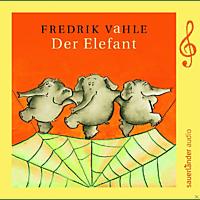 Fredrik Vahle - Der Elefant - (CD)