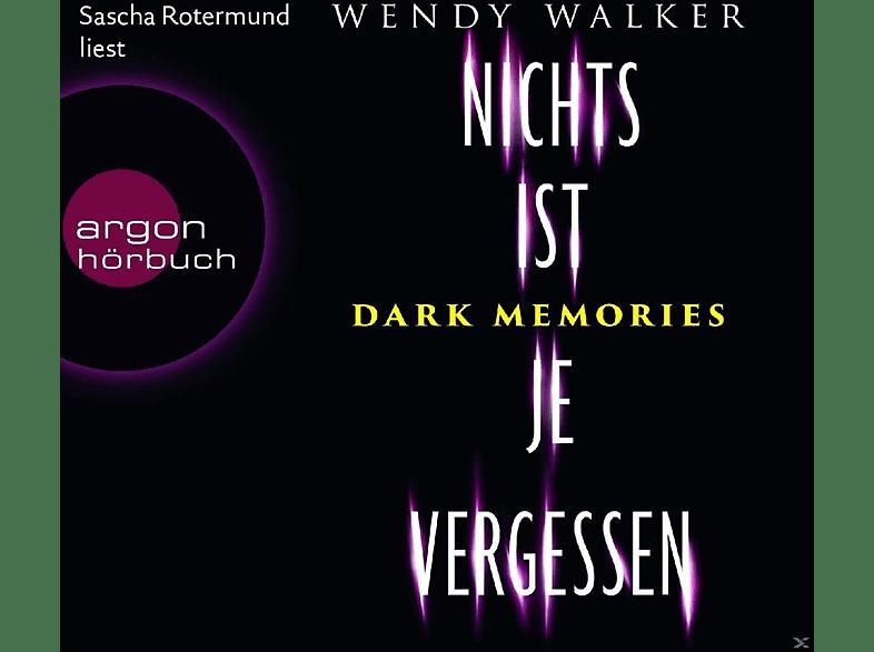 Sascha Rotermund - Dark Memories-Nichts Ist Je Vergessen (SA) - (CD)