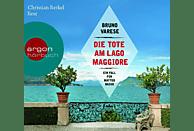 Christian Berkel - Die Tote Am Lago Maggiore - (CD)