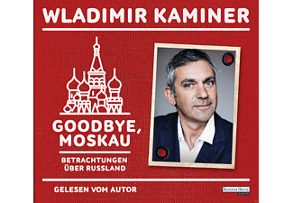 Wladimir Kaminer - Goodbye,Moskau  - (CD)
