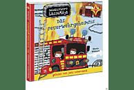 Martin Widmark - Detektivbüro LasseMaja-Das Feuerwehrgeheimnis - (CD)