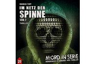 Mord in Serie 27: Im Netz der Spinne (2/2) - (CD)