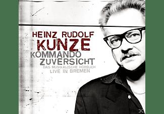 Heinz Rudolf Kunze - Kommando Zuversicht  - (CD)