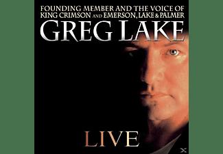 Greg Lake - Live  - (CD)