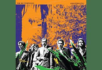 The Buttertones - Gravedigging  - (CD)