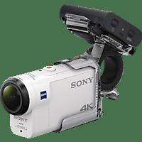 SONY FDR-X3000RFDI 4K + RM-LVR3 + AKA-FGP1 Zeiss Action Cam