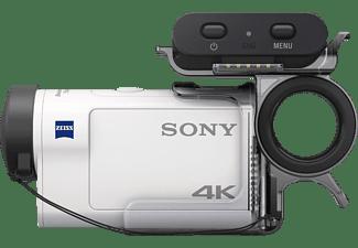 SONY FDR-X3000RFDI 4K + RM-LVR3 + AKA-FGP1 Zeiss Action Cam 4K, Full HD, HD, WLAN