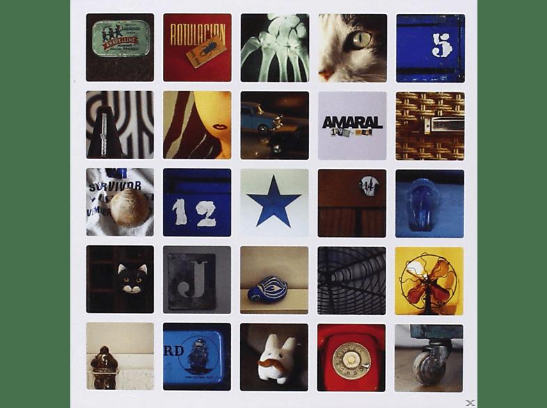 Amaral - 1998-2008 [CD]