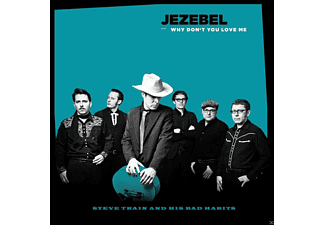 Steve Train And His Bad Habits - Jezebel  - (Vinyl)