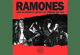 Ramones - Wbuf Fm Broadcast, Buffalo, Ny, February 8th 1979  - (Vinyl)