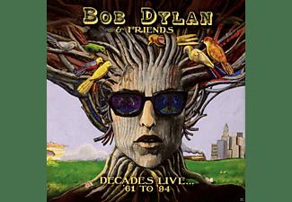 Bob & Friends Dylan - Decades Live... '61 To '94  - (Vinyl)