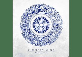 Summery Mind - Belonging  - (CD)
