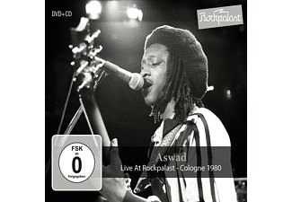 Aswad - Live At Rockpalast  - (CD + DVD Video)