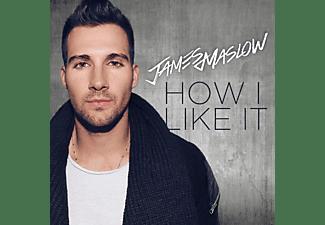 James Maslow - How I Like It  - (CD)