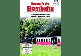 Romantik der Eisenbahn - Schmalspurbahnen an der Ostsee: Der Molli & Der Rasende Roland DVD