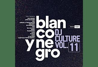 VARIOUS - Blanco Y Negro DJ Culture Vol.11  - (CD)