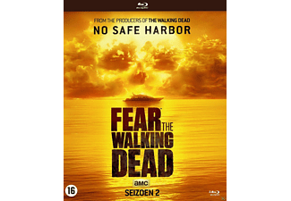 Fear The Walking Dead - Seizoen 2 - Blu-ray