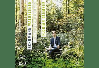 Florian Glemser - Kreisleriana/Waldszenen/Gesänge der Frühe  - (SACD Hybrid)