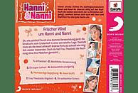 Hanni Und Nanni - 054/Frischer Wind um Hanni und Nanni - (CD)