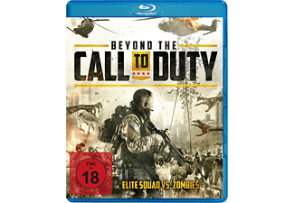 Beyond The Call To Duty - Elite Squad vs. Zombies Blu-ray