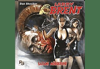 Larry Brent - Geheimexperiment Todessporen (24)  - (CD)