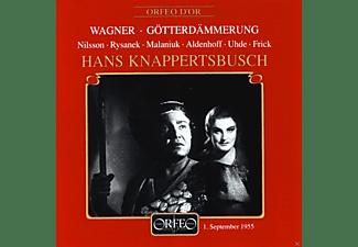 Bayerisches Staatsorchester, VARIOUS - Wagner: Götterdämmerung, WWV 86D  - (CD)