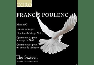 The Sixteen - Missa in G/Salve Regina/Quatre Motets/+  - (CD)