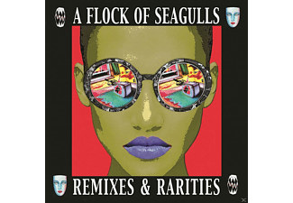 A Flock Of Seagulls - Remixes & Rarities  - (CD)