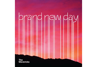 The Mavericks - Brand New Day  - (CD)