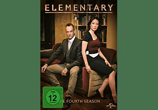 Elementary Staffel 4 [DVD]