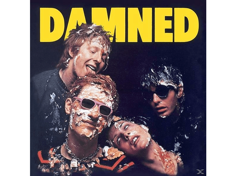 The Damned - Damned Damned Damned [CD]