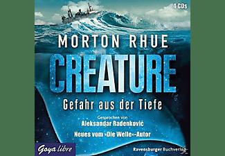 - Creature: Gefahr aus der Tiefe  - (CD)