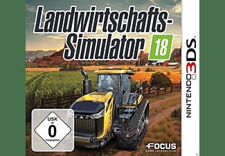 Landwirtschafts-Simulator 18 - [Nintendo 3DS]