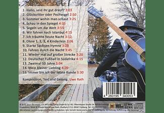 Uwe Rath - Opa Uwe...Startet Durch!  - (CD)